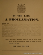 Royal Proclamation 1919