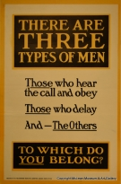 Three Types of Men