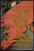 Scottish Women's Recruiting