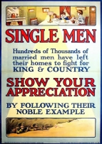 Single Men - Show Your Appreciation