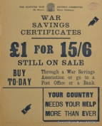 Scottish War Savings