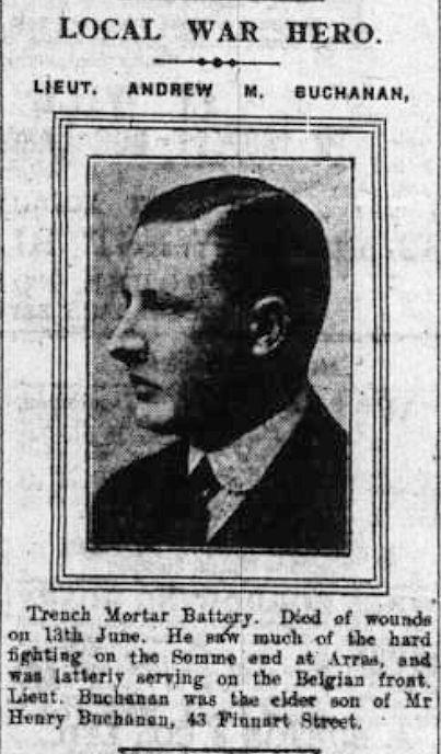 Andrew MacFarlane Buchanan