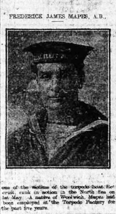 Frederick James Mapes