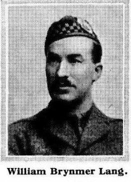 William Brymner Lang