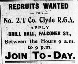 Clyde Royal Garrison Artillery