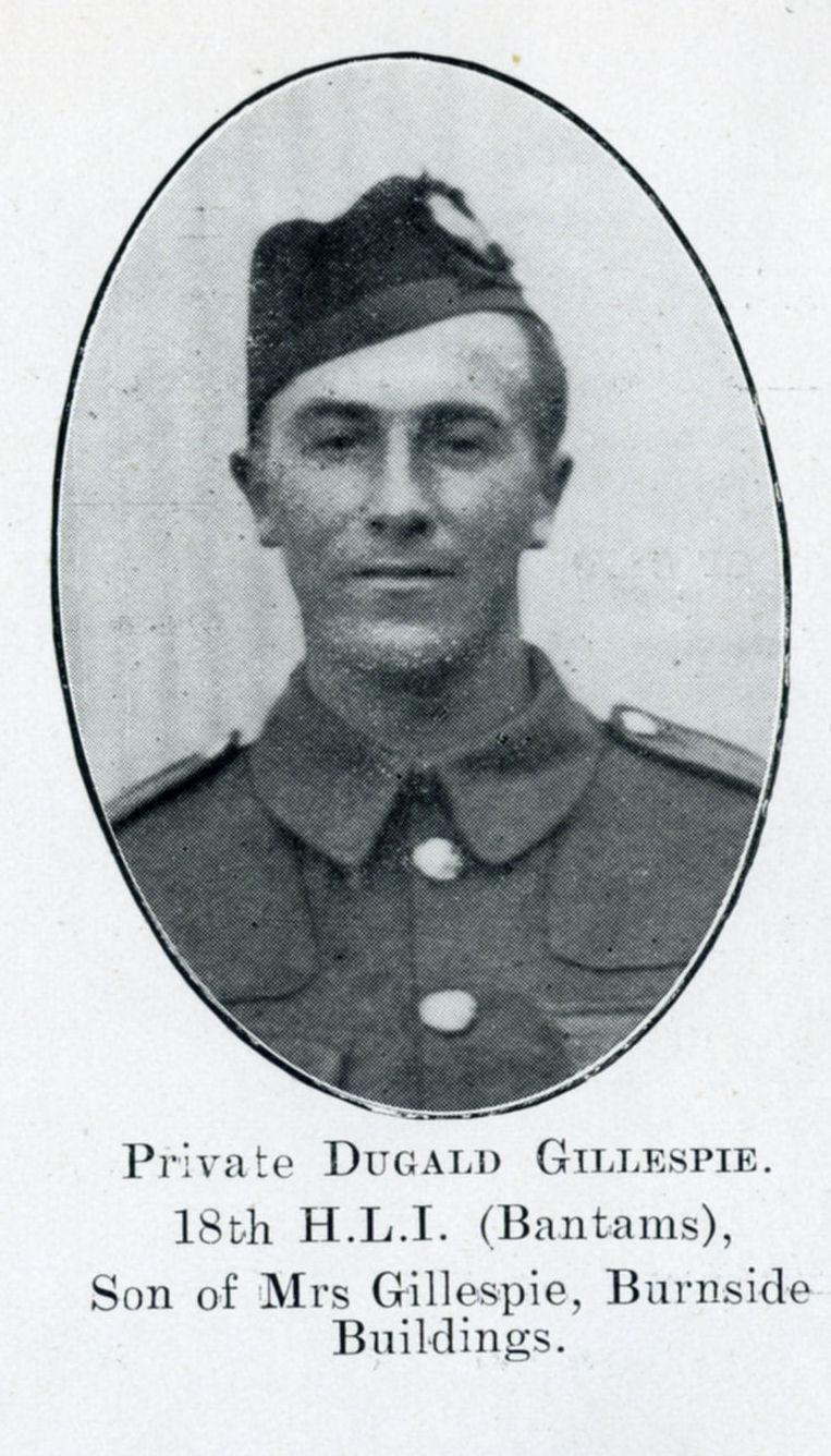 Dugald Gillespie