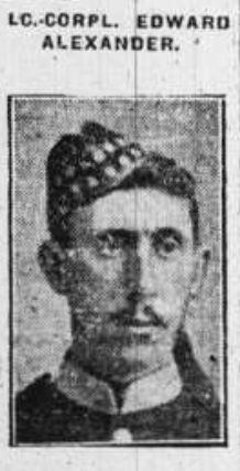 Edward Alexander (KOSB)
