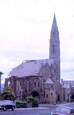 St Andrew's Church War Memorial