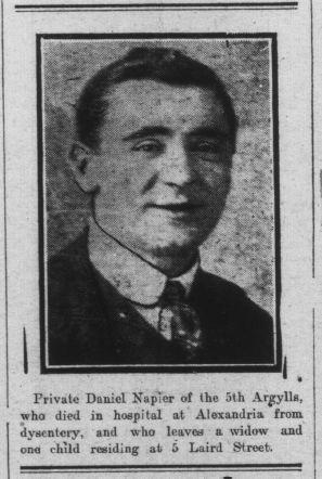 Daniel M Napier
